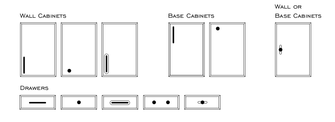cabinet knobs | Door Corner Blog