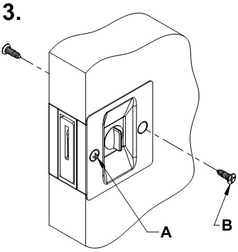 Superbe Pocket Door Edge Pull Installation Instructions Pictures
